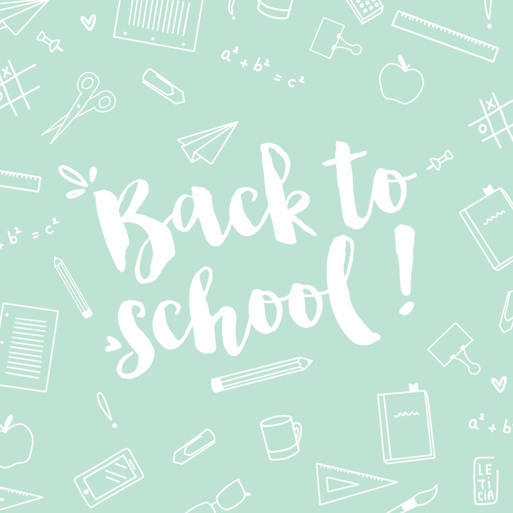 Back to school une rentr e avec des fonds d 39 cran styl s for Ecran pour la photo