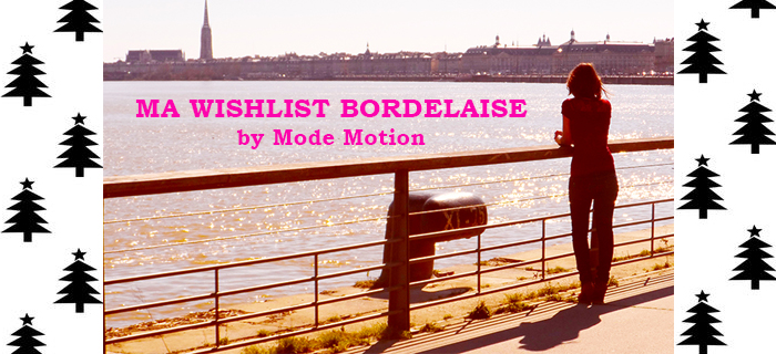 Wishlist Noël ModeMotion