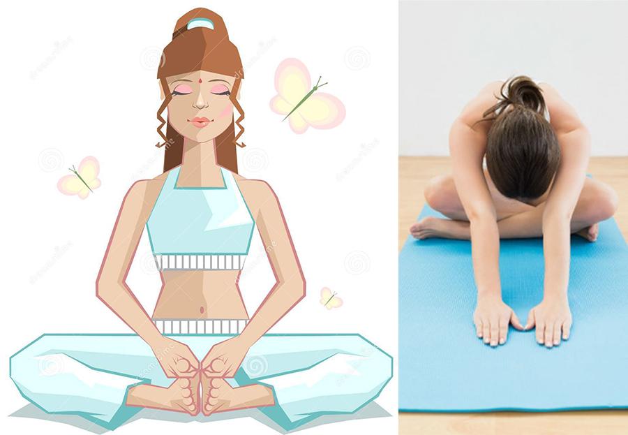 Atteindre l orgasme avec des postures de Yoga On tente