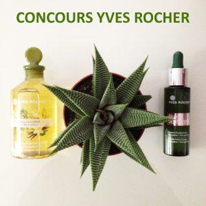 CONCOURS YVES ROCHER BORDEAUX MERIADECK