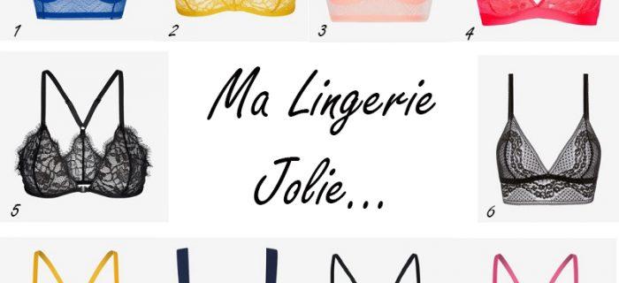 Ma Lingerie Jolie