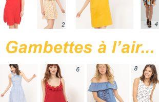 Sélection robes d'été à moins de 50€