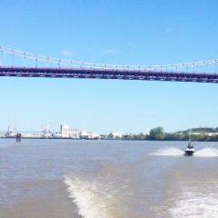 Visiter Bordeaux autrement…depuis la Garonne !