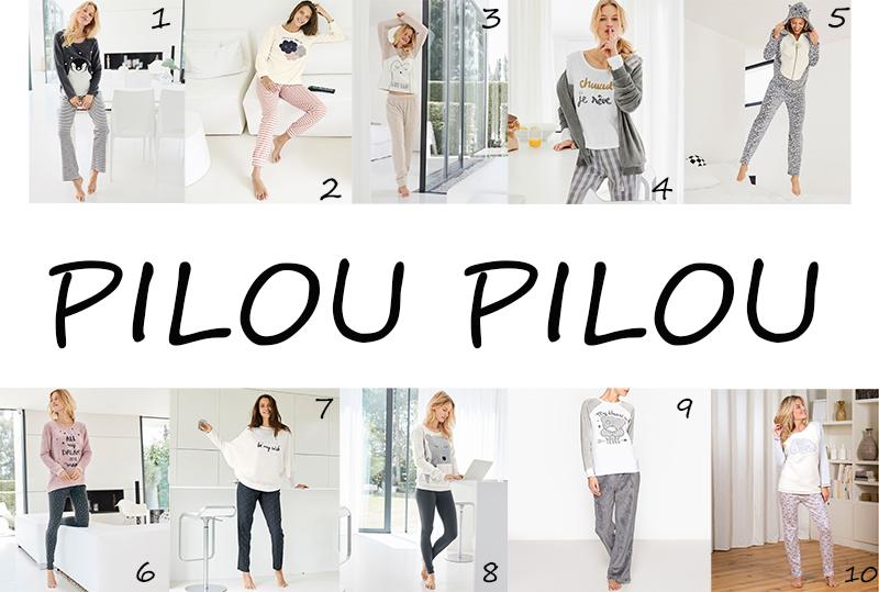 pyjama pilou