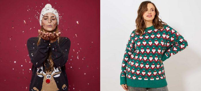 Les pulls «moches» de Noël que l'on aime tant !