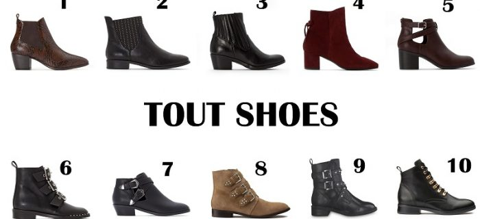 Tout Shoes !